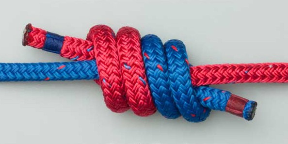 Double Fisherman's Knot – the riverist
